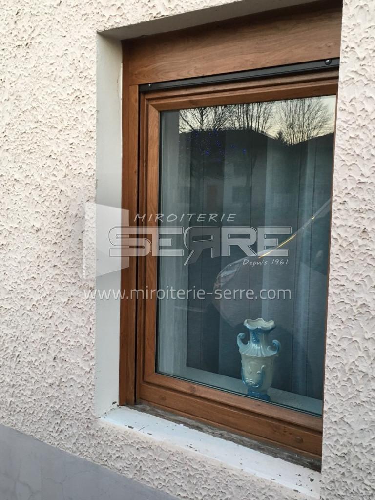 Etude et fabrication remplacement de menuiseries bois for Fenetre verre securit