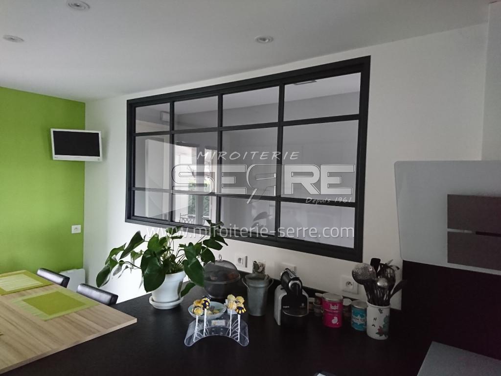 Habillage Ilot Central Ikea ~ Verri Re Int Rieure Sur Mesure Etude Fabrication Et Installation